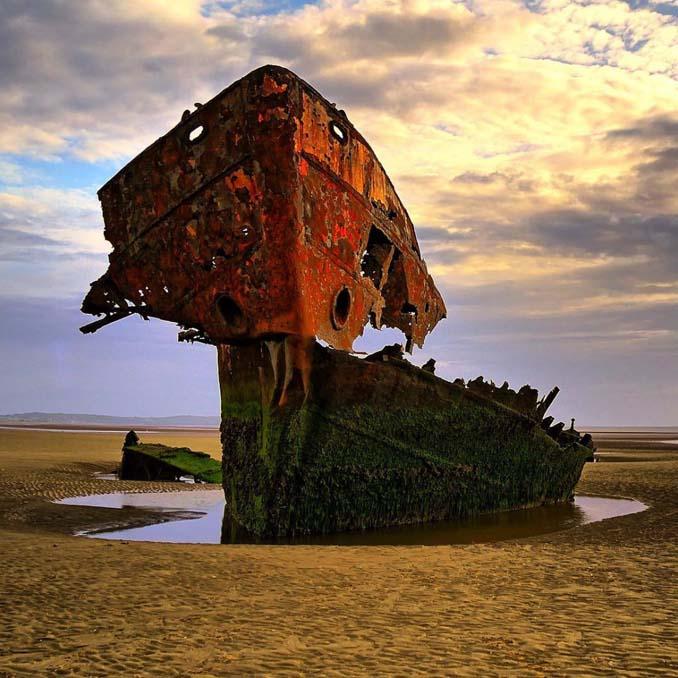 Εκπληκτικές φωτογραφίες από εγκαταλελειμμένα μέρη (8)