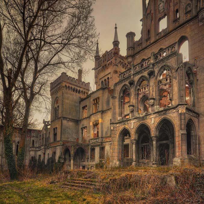 Εκπληκτικές φωτογραφίες από εγκαταλελειμμένα μέρη (14)