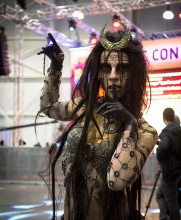 Εκπληκτικές μεταμφιέσεις cosplay από το Comic-Con Russia (1)