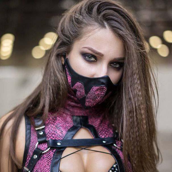 Εκπληκτικές μεταμφιέσεις cosplay από το Comic-Con Russia (2)