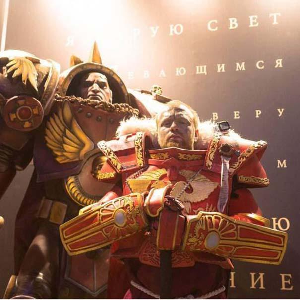 Εκπληκτικές μεταμφιέσεις cosplay από το Comic-Con Russia (3)