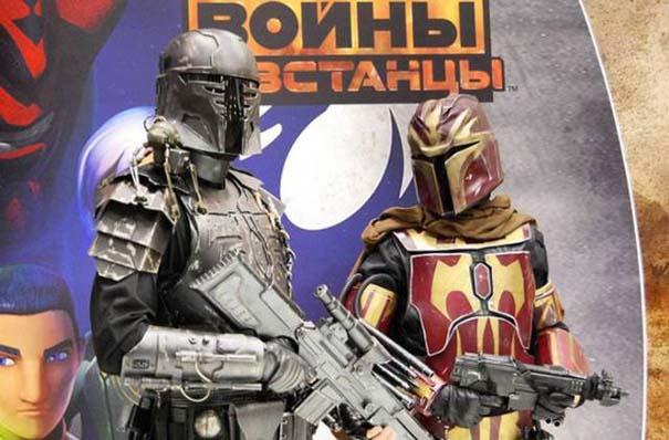 Εκπληκτικές μεταμφιέσεις cosplay από το Comic-Con Russia (4)