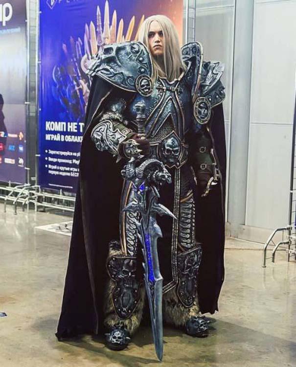 Εκπληκτικές μεταμφιέσεις cosplay από το Comic-Con Russia (6)