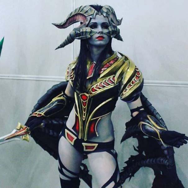 Εκπληκτικές μεταμφιέσεις cosplay από το Comic-Con Russia (7)