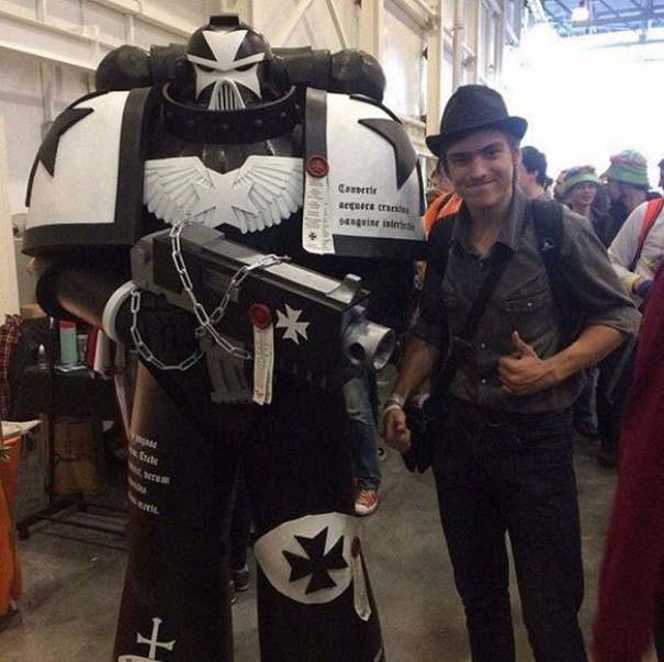 Εκπληκτικές μεταμφιέσεις cosplay από το Comic-Con Russia (10)