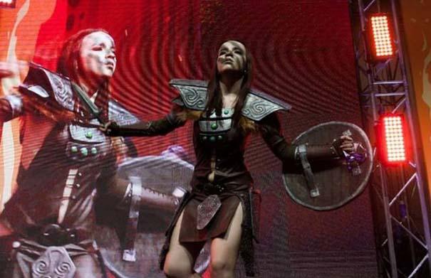 Εκπληκτικές μεταμφιέσεις cosplay από το Comic-Con Russia (13)
