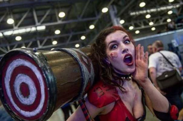 Εκπληκτικές μεταμφιέσεις cosplay από το Comic-Con Russia (14)