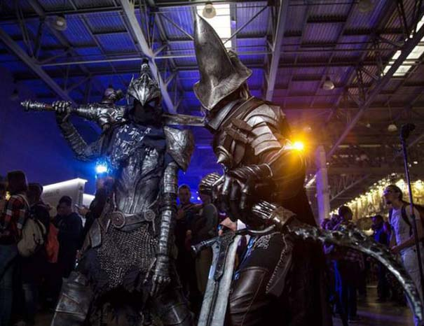 Εκπληκτικές μεταμφιέσεις cosplay από το Comic-Con Russia (15)