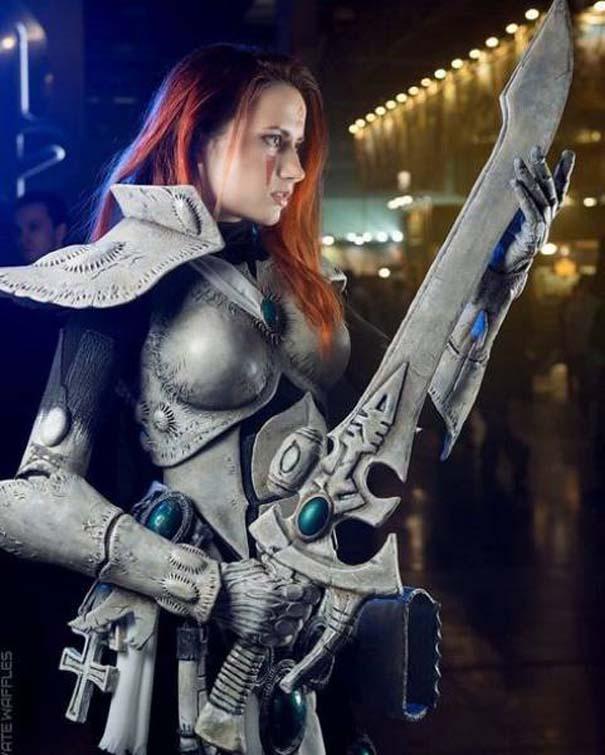 Εκπληκτικές μεταμφιέσεις cosplay από το Comic-Con Russia (16)