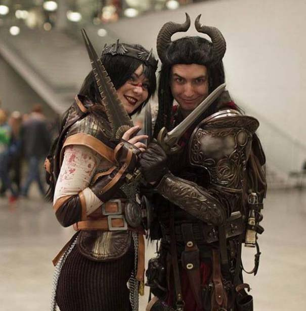 Εκπληκτικές μεταμφιέσεις cosplay από το Comic-Con Russia (18)