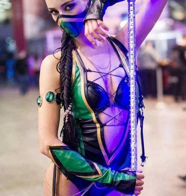Εκπληκτικές μεταμφιέσεις cosplay από το Comic-Con Russia (20)