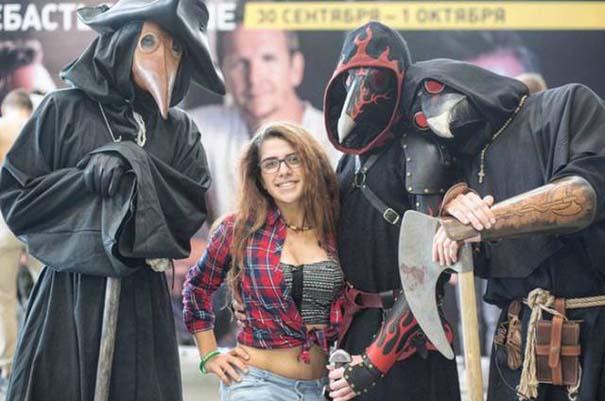 Εκπληκτικές μεταμφιέσεις cosplay από το Comic-Con Russia (21)