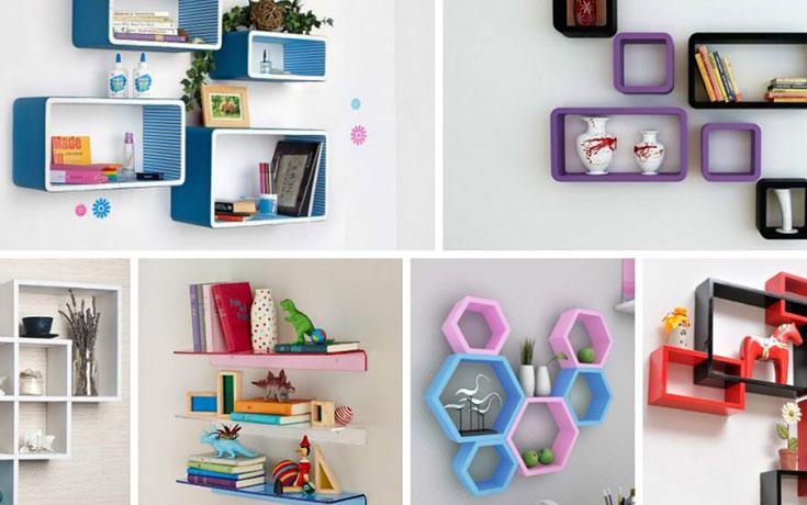 15 εκπληκτικοί τρόποι για να διακοσμήσετε τους τοίχους με φανταστικά ράφια (1)