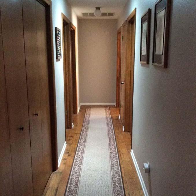 Έξυπνος τρόπος για να φωτιστεί ένας σκοτεινός διάδρομος (1)