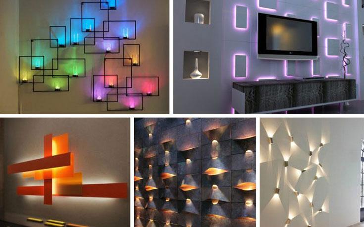 15 εντυπωσιακά φωτιστικά τοίχου που κάνουν ένα σαλόνι μοναδικό (1)