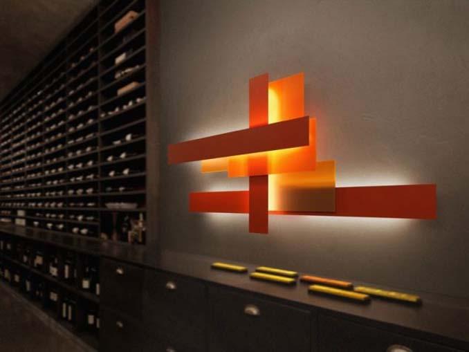 15 εντυπωσιακά φωτιστικά τοίχου που κάνουν ένα σαλόνι μοναδικό (3)