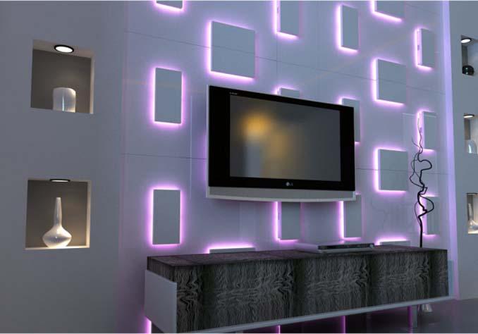 15 εντυπωσιακά φωτιστικά τοίχου που κάνουν ένα σαλόνι μοναδικό (9)