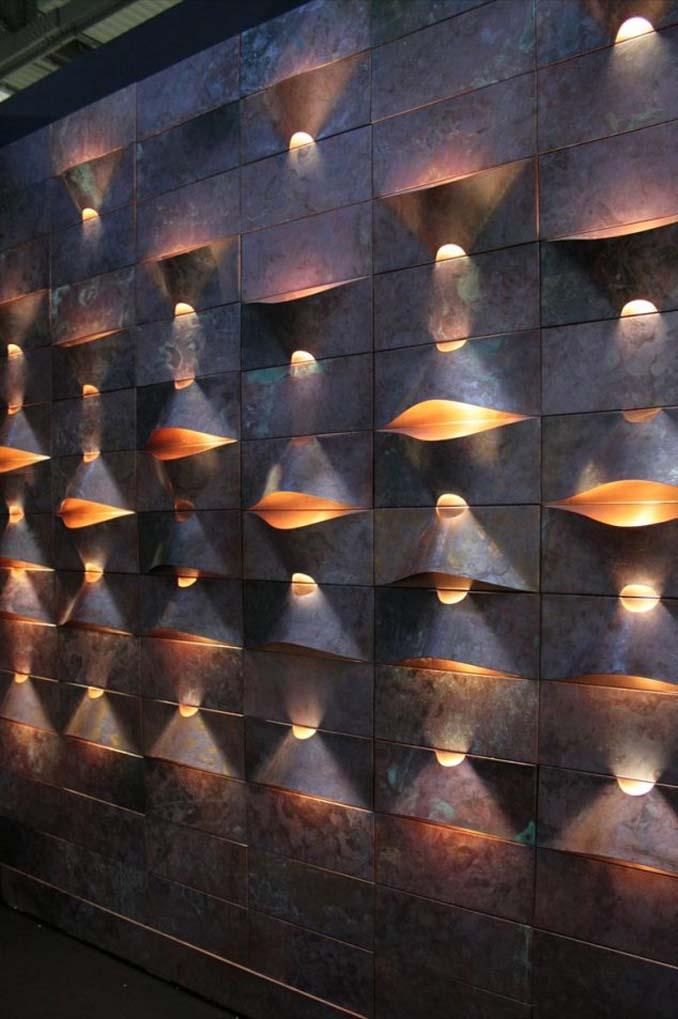 15 εντυπωσιακά φωτιστικά τοίχου που κάνουν ένα σαλόνι μοναδικό (15)