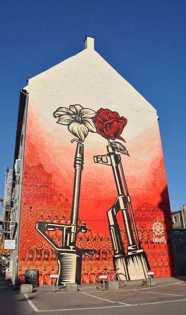 Εντυπωσιακά graffiti #32 (2)