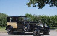 Το εσωτερικό αυτής της σπάνιας Rolls-Royce του 1929 θυμίζει παλάτι (1)