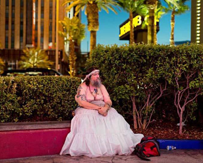 Φωτογράφος καταγράφει την θλιβερή πλευρά του Λας Βέγκας (3)