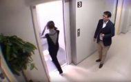 Ιαπωνική φάρσα σε ασανσέρ για... καρδιακή προσβολή
