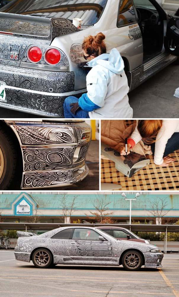Ιδιοκτήτες αυτοκινήτων που δεν δίστασαν να πρωτοτυπήσουν (2)