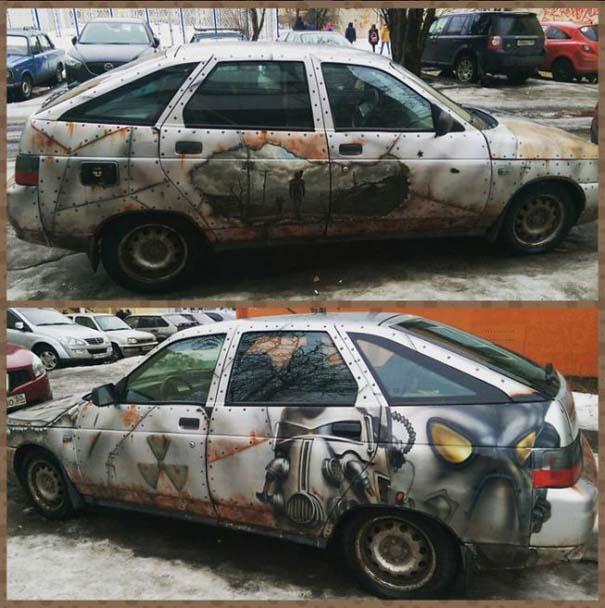Ιδιοκτήτες αυτοκινήτων που δεν δίστασαν να πρωτοτυπήσουν (4)