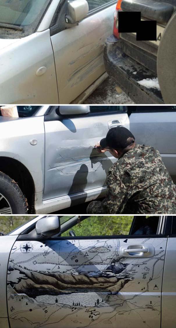 Ιδιοκτήτες αυτοκινήτων που δεν δίστασαν να πρωτοτυπήσουν (34)