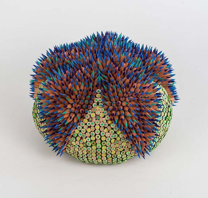 Η Jennifer Maestre μετατρέπει απλά μολύβια σε απόκοσμα γλυπτά (10)