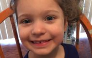 Καλλιτέχνιδα χρησιμοποιεί το μακιγιάζ για να μεταμορφώσει 3χρονο κοριτσάκι σε ηλικιωμένη (6)