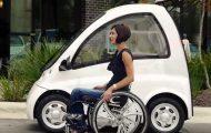 Kenguru: Ένα ηλεκτρικό όχημα που μπορεί να αλλάξει την ζωή των ατόμων σε αναπηρικό αμαξίδιο