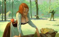 Ο κόσμος μέσα από τα σκίτσα ενός Ρώσου καλλιτέχνη που θα σας βάλουν σε σκέψεις (5)