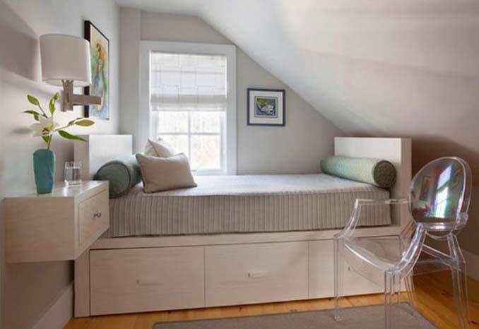 15 μικροσκοπικές αλλά μοναδικές ιδέες για υπνοδωμάτια (2)