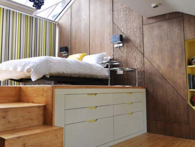 15 μικροσκοπικές αλλά μοναδικές ιδέες για υπνοδωμάτια (6)