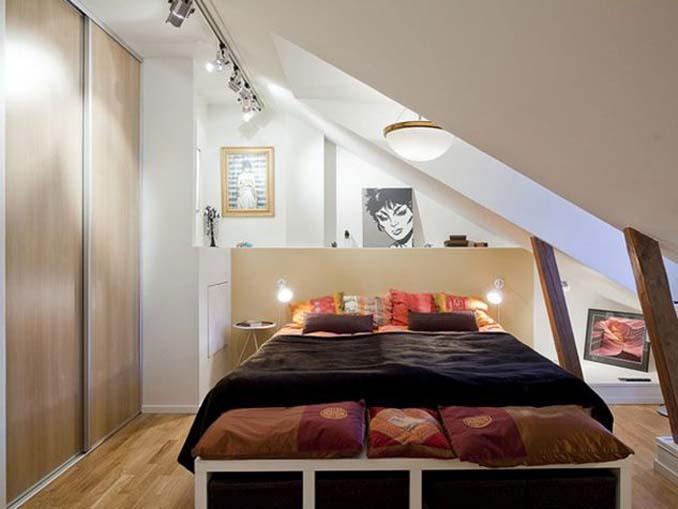 15 μικροσκοπικές αλλά μοναδικές ιδέες για υπνοδωμάτια (8)