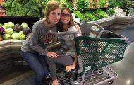 Μητέρα επανεφηύρε το καρότσι του σούπερ μάρκετ για να συμμετέχουν και τα ΑΜΕΑ στα ψώνια (1)