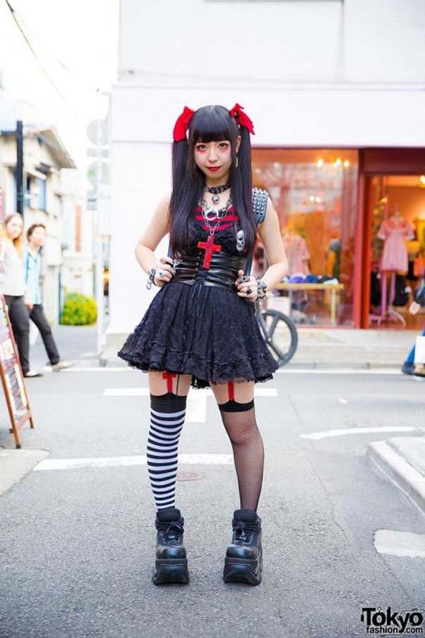 Η μόδα στους δρόμους του Τόκιο #6 (1)