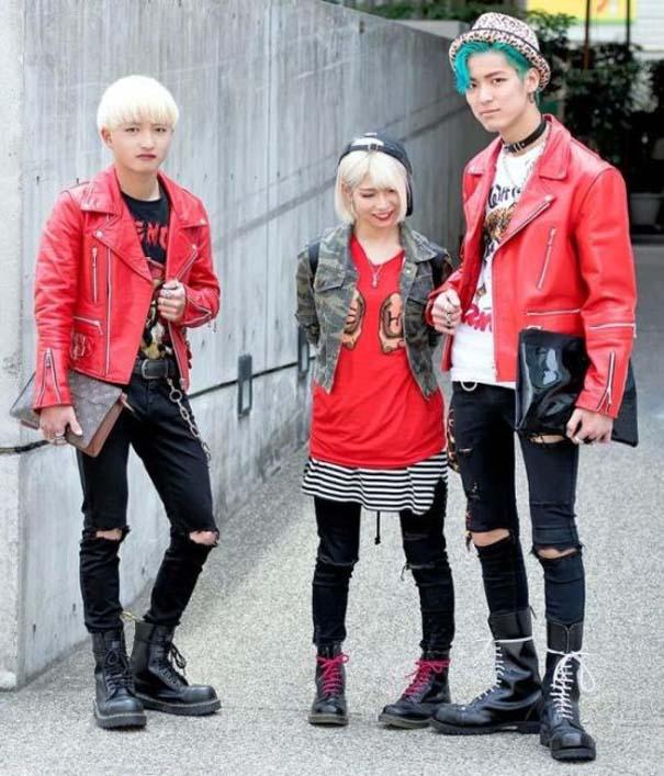 Η μόδα στους δρόμους του Τόκιο #6 (3)