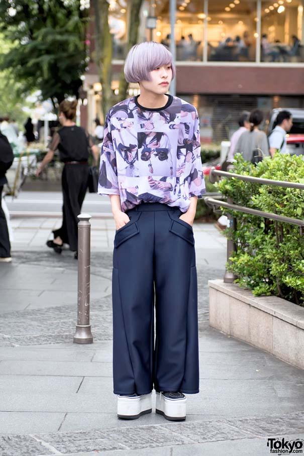 Η μόδα στους δρόμους του Τόκιο #6 (6)