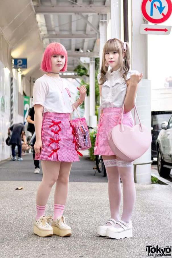 Η μόδα στους δρόμους του Τόκιο #6 (7)