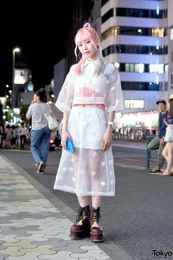 Η μόδα στους δρόμους του Τόκιο #6 (9)