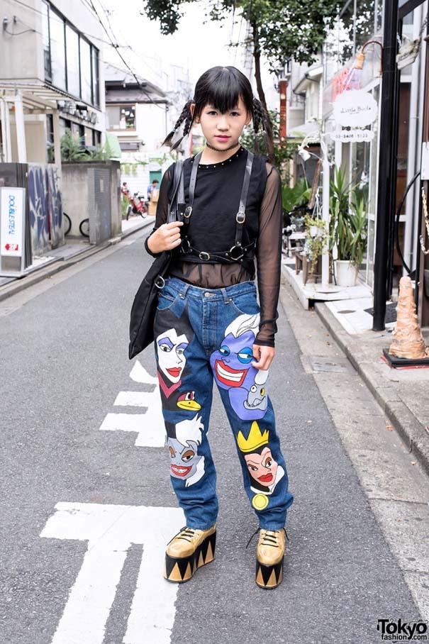 Η μόδα στους δρόμους του Τόκιο #6 (10)