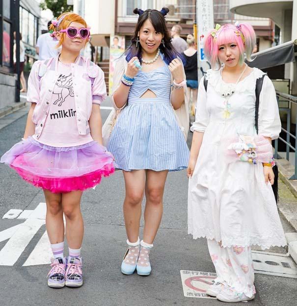 Η μόδα στους δρόμους του Τόκιο #6 (11)