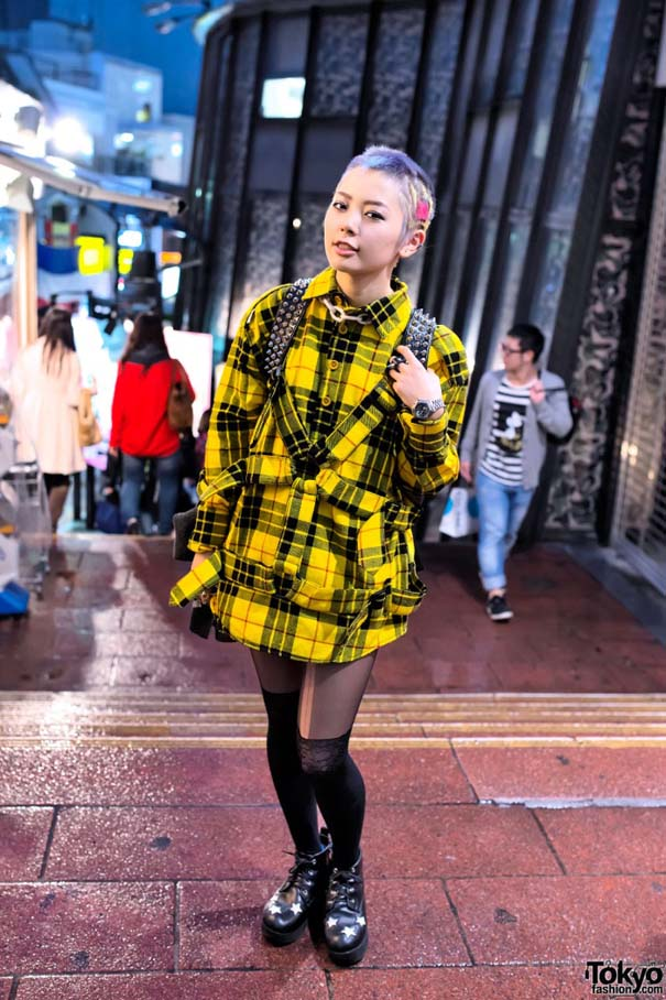 Η μόδα στους δρόμους του Τόκιο #6 (13)