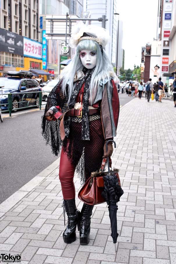 Η μόδα στους δρόμους του Τόκιο #6 (14)
