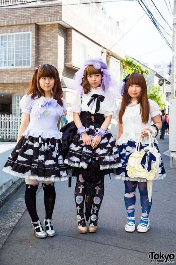 Η μόδα στους δρόμους του Τόκιο #6 (15)