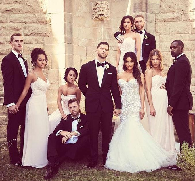 Νύφη φόρεσε ένα καυτό κορμάκι και χόρεψε Beyonce για τον γαμπρό μαζί με τις φίλες της (2)