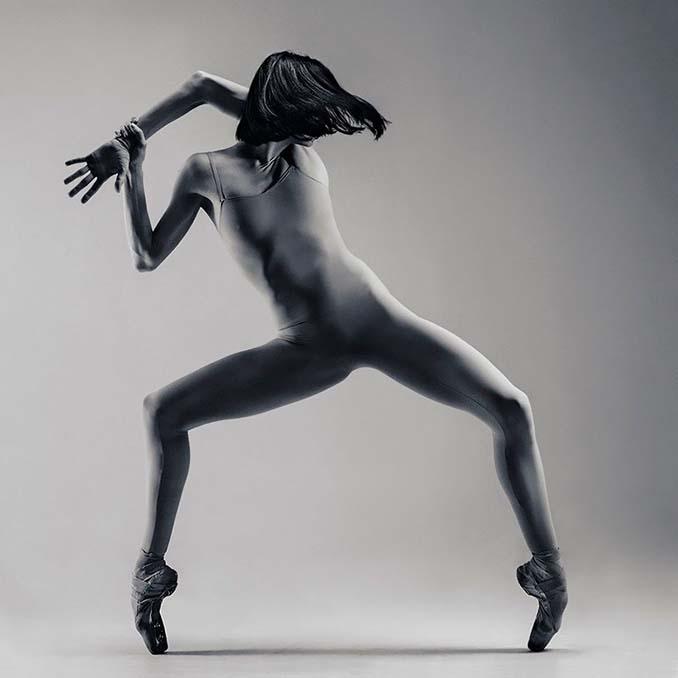 Όταν ένας γλύπτης δοκίμασε να φωτογραφίσει χορευτές, το αποτέλεσμα ήταν εκπληκτικό (7)