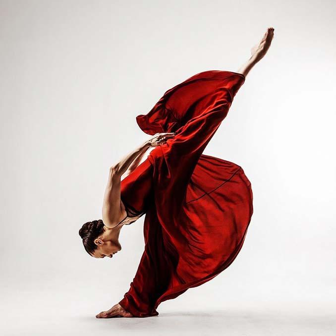 Όταν ένας γλύπτης δοκίμασε να φωτογραφίσει χορευτές, το αποτέλεσμα ήταν εκπληκτικό (8)